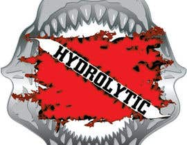 #1 for Shark jaw, dive flag, and company name by infiniumtech13