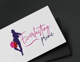 "Nro 96 kilpailuun A clothing Boutique Logo, store name is ""EverLasting Prime"" käyttäjältä tafhimahmed14"