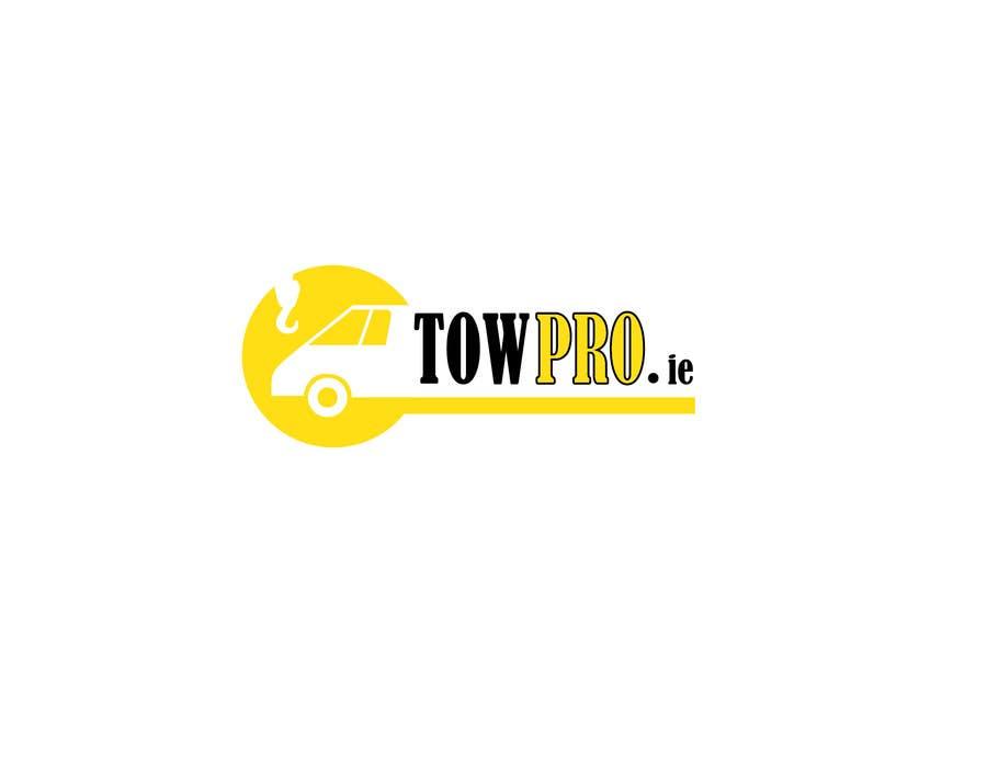 Penyertaan Peraduan #75 untuk Design a Logo for Towing company