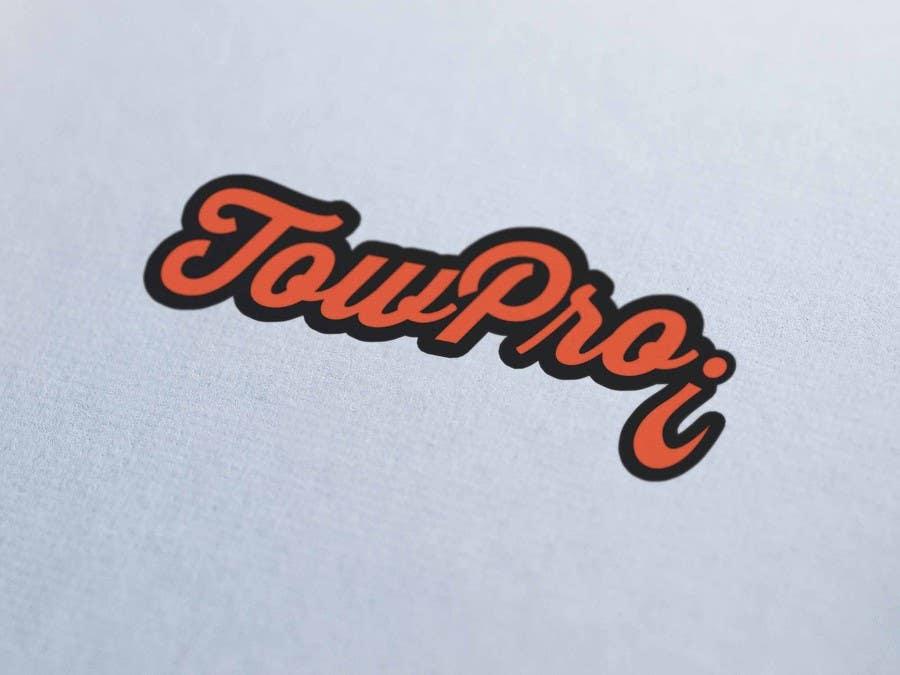 Penyertaan Peraduan #9 untuk Design a Logo for Towing company