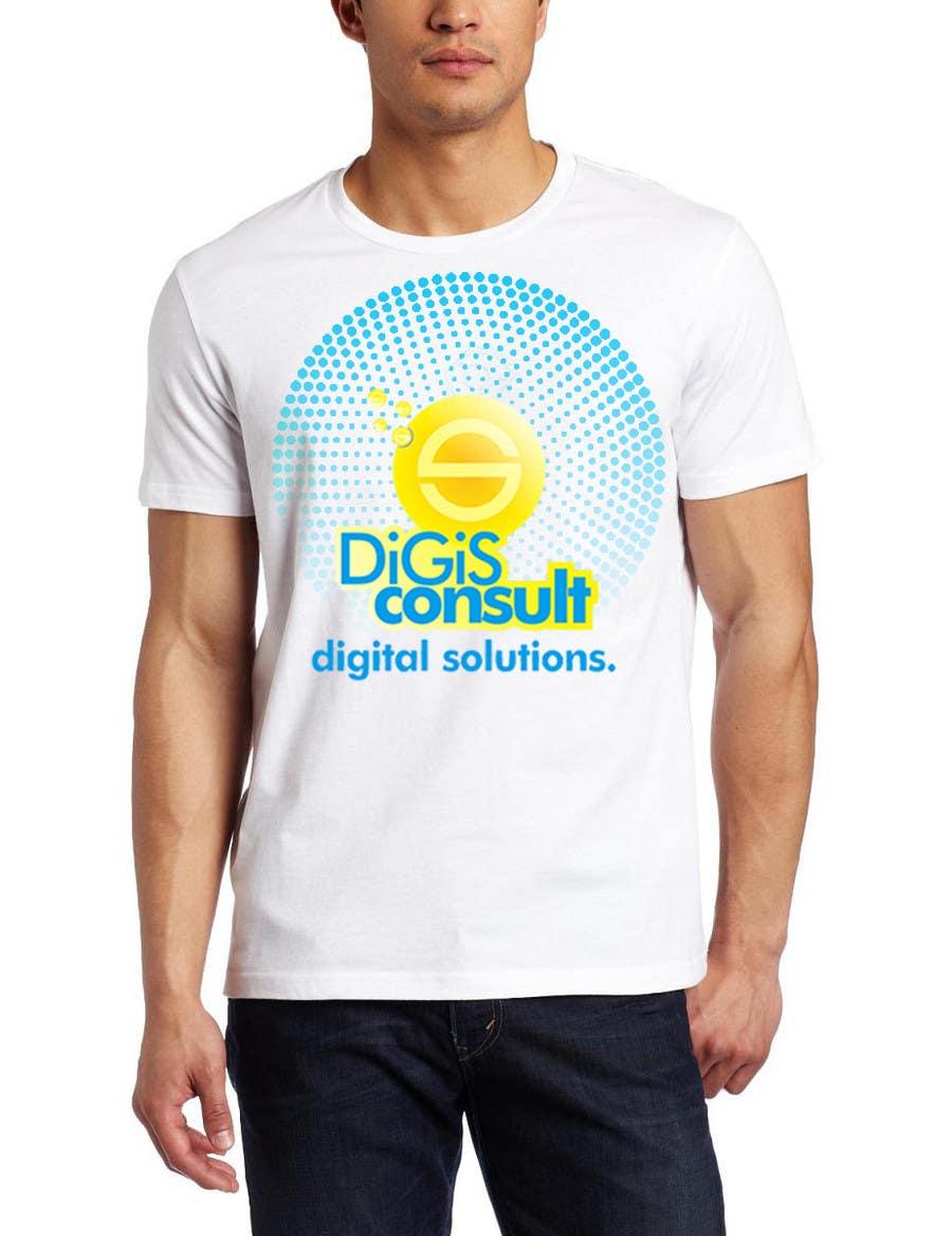 Inscrição nº 32 do Concurso para Draw a T-Shirt for my company