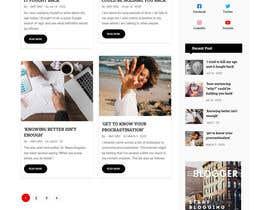 Nro 136 kilpailuun Easy to use WordPress Blog käyttäjältä jaswinder527