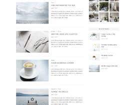 Nro 73 kilpailuun Easy to use WordPress Blog käyttäjältä faridahmed97x