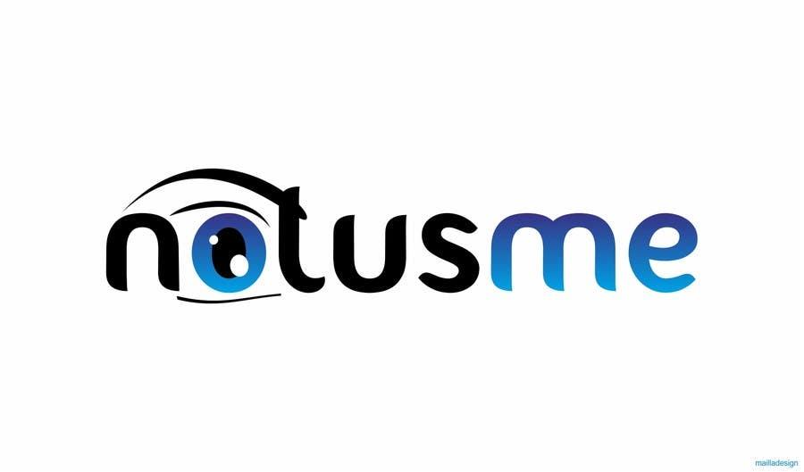 Konkurrenceindlæg #710 for Design a Logo for Notusme Apparel
