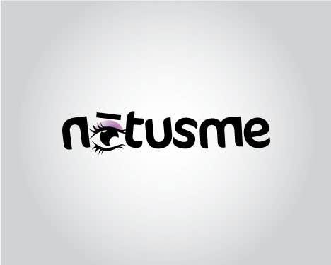 Konkurrenceindlæg #263 for Design a Logo for Notusme Apparel