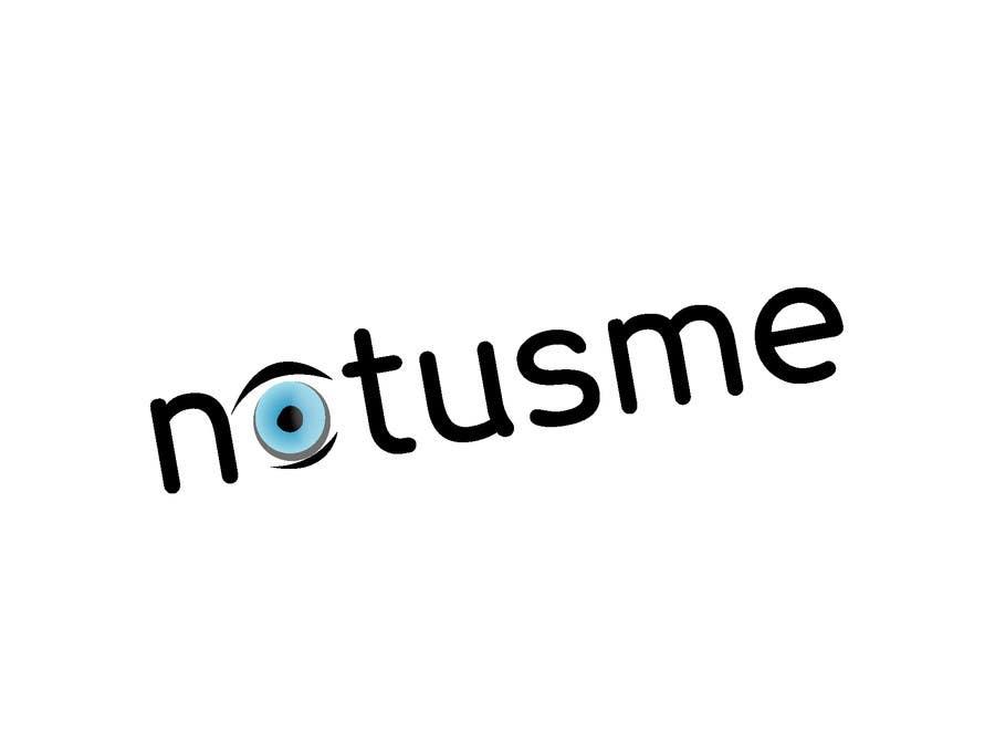 Konkurrenceindlæg #657 for Design a Logo for Notusme Apparel