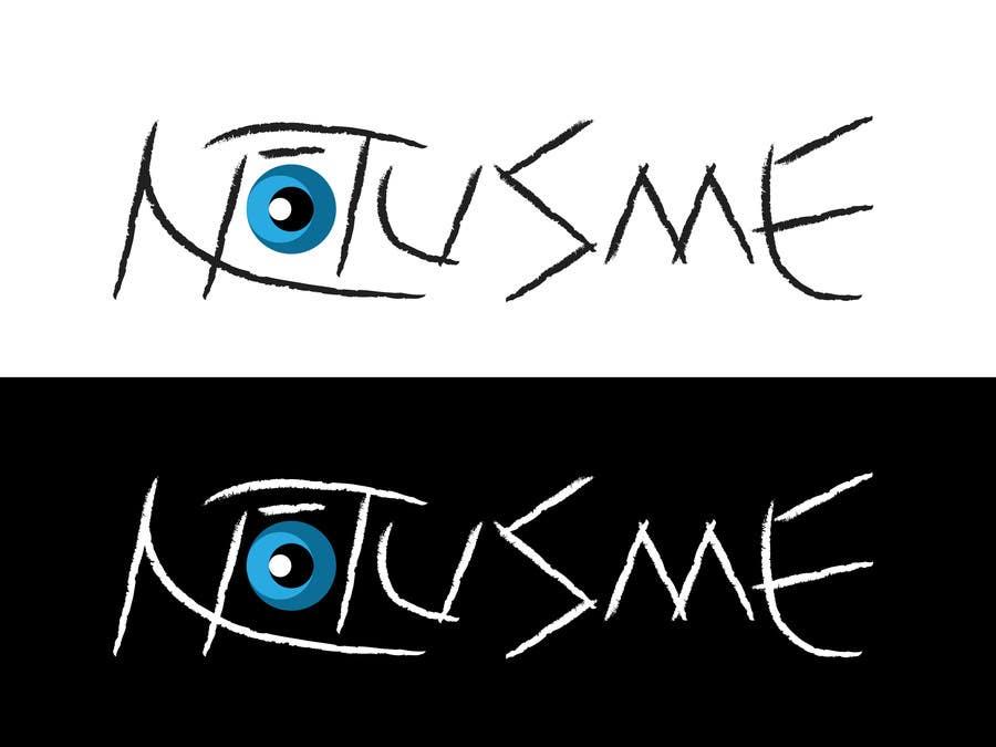 Konkurrenceindlæg #650 for Design a Logo for Notusme Apparel
