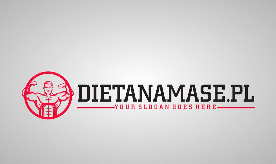 Penyertaan Peraduan #51 untuk logo design for bodybuilding website