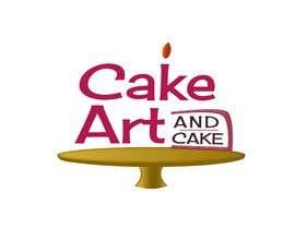 #133 for Cake Artist online shop af halesdesigns