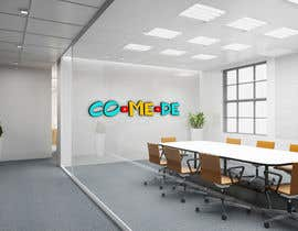 #296 for Make a youtube channel logo:  Co-Me-De   (Comedy channel) - 28/12/2020 02:38 EST by mahfuznayan17