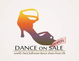 ReenBarrera tarafından Logo Design for Online Dance Shoes Store Danceonsale.com için no 57
