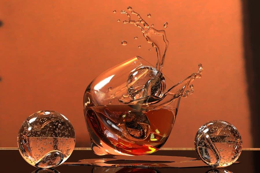 Konkurrenceindlæg #                                        14                                      for                                         Create a capturing illustration of ice balls with splash