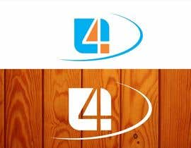 #30 for Design a Logo with number 4 af creazinedesign