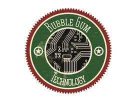 nº 77 pour Logo Design for Bubble Gum Technology par niccroadniccroad