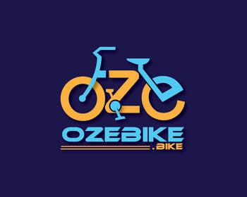 "#209 for Design a Logo for ""ozebike.bike"" by silverhand00099"