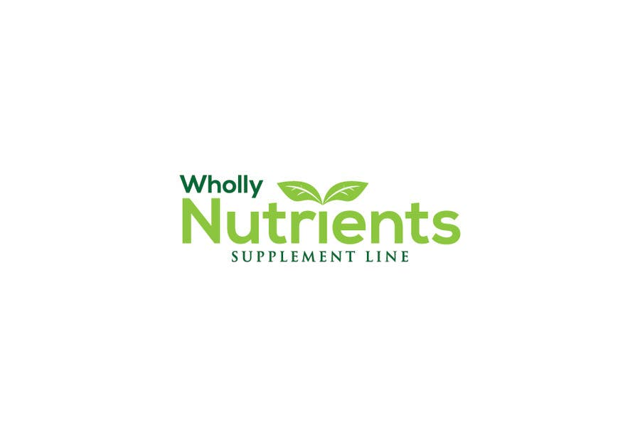 Contest Entry #272 for Design a Logo for a Wholly Nutrients supplement line