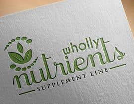 #355 for Design a Logo for a Wholly Nutrients supplement line by dreamer509