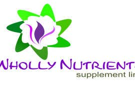 #233 for Design a Logo for a Wholly Nutrients supplement line by Janasebook