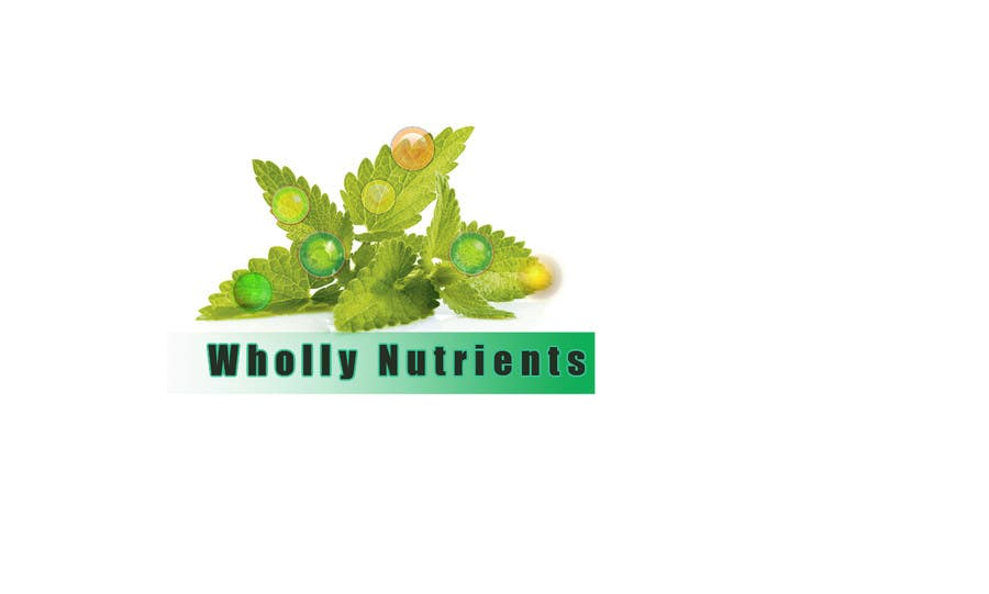 Contest Entry #276 for Design a Logo for a Wholly Nutrients supplement line