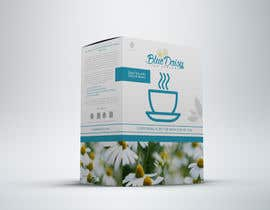 #30 para Create Print and Packaging Designs for Blue Daisy Tea Company por skanone