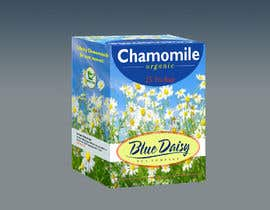 Nambari 33 ya Create Print and Packaging Designs for Blue Daisy Tea Company na mazila