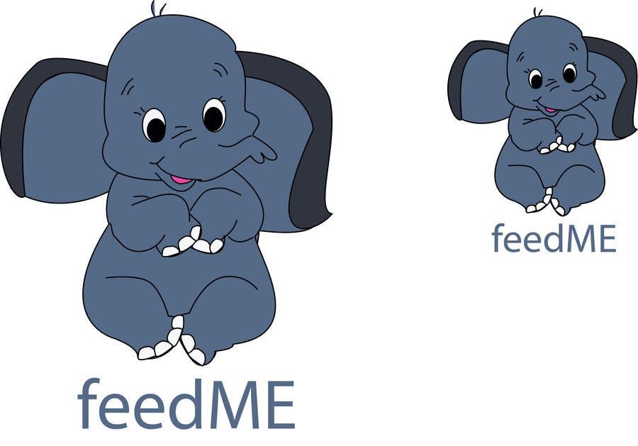 Konkurrenceindlæg #13 for Design a Logo for feedME