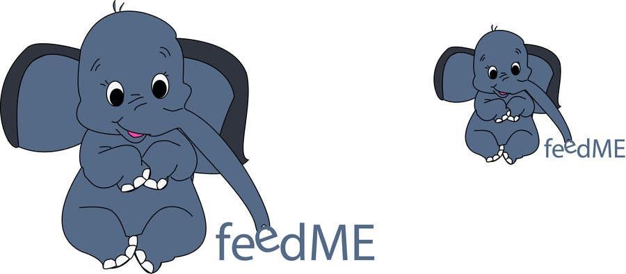 Konkurrenceindlæg #14 for Design a Logo for feedME
