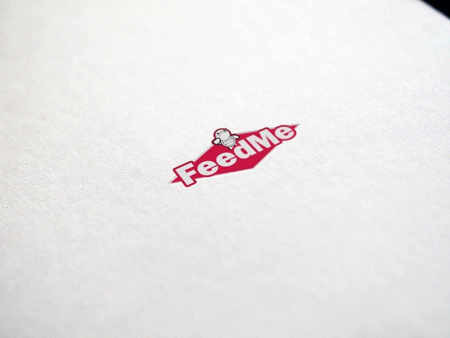 Konkurrenceindlæg #37 for Design a Logo for feedME