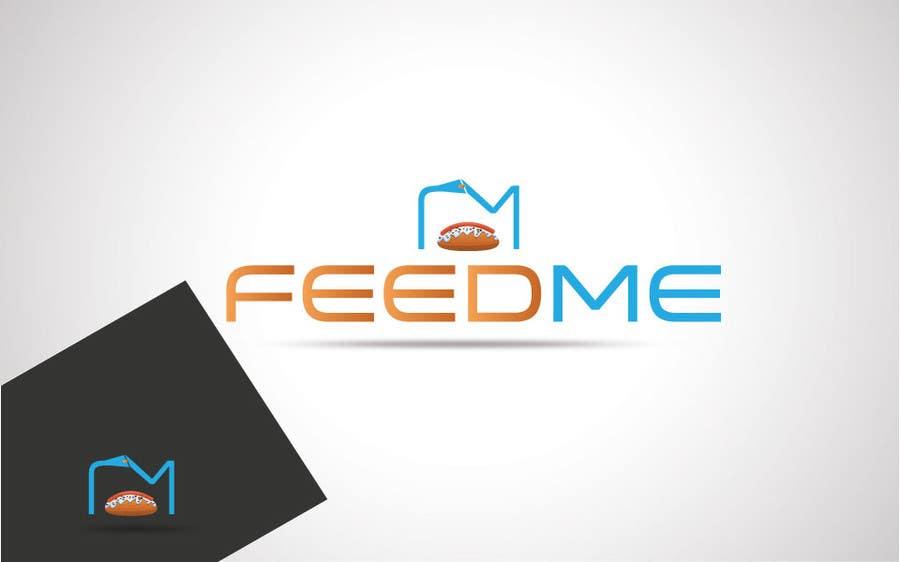 Contest Entry #                                        18                                      for                                         Design a Logo for feedME
