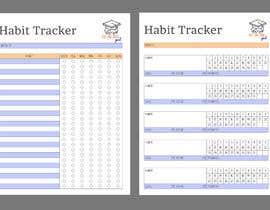 #27 for Habit Tracker by colonelrobin008
