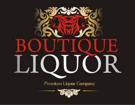 nº 624 pour Logo Design for boutique liquor par suhas02