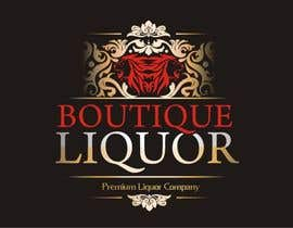 nº 625 pour Logo Design for boutique liquor par suhas02