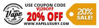 Inscrição nº 1 do Concurso para Design 350 x 100 Banner for Vape E-Cig Juice website