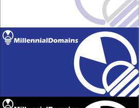 #123 for Design a Logo for MillennialDomains.com by fadishahz