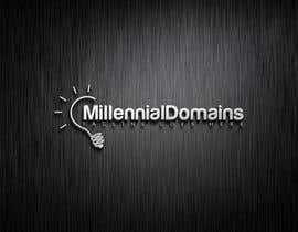 #112 for Design a Logo for MillennialDomains.com by Syedfasihsyed