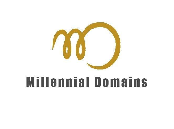 Bài tham dự cuộc thi #82 cho Design a Logo for MillennialDomains.com