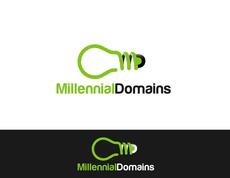 Bài tham dự cuộc thi #98 cho Design a Logo for MillennialDomains.com
