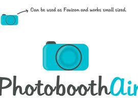 #33 for Design a Logo for PhotoBoothAir af Timdavies96