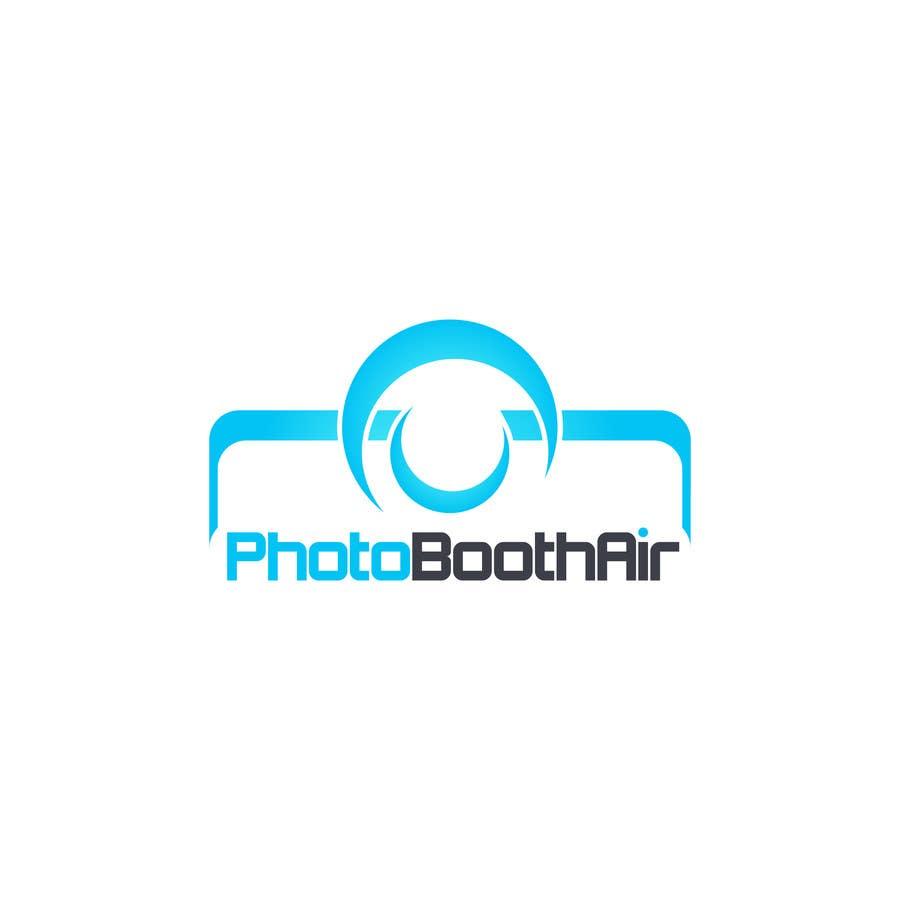 Konkurrenceindlæg #                                        64                                      for                                         Design a Logo for PhotoBoothAir