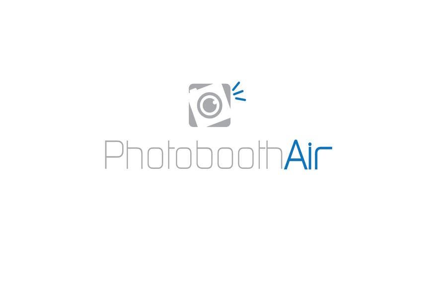 Konkurrenceindlæg #                                        6                                      for                                         Design a Logo for PhotoBoothAir