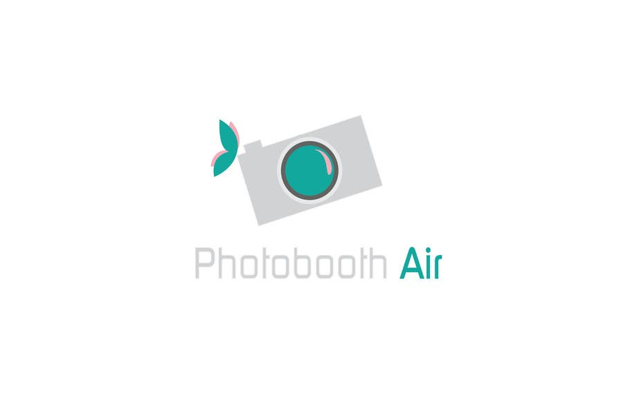 Proposition n°                                        49                                      du concours                                         Design a Logo for PhotoBoothAir