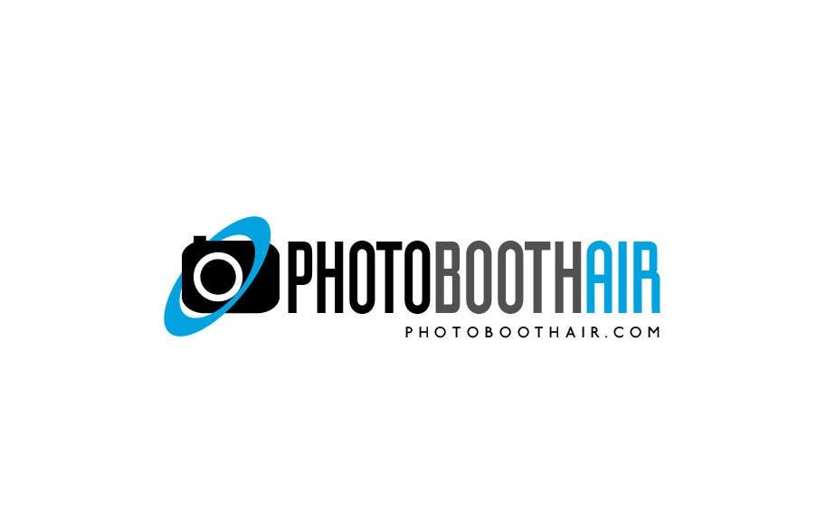 Proposition n°                                        1                                      du concours                                         Design a Logo for PhotoBoothAir