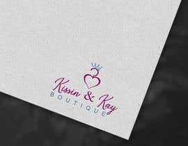 #92 for Company logo for Kissin & Kay Boutique af KB5167