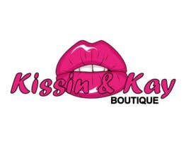 #108 for Company logo for Kissin & Kay Boutique af pushpitaroy12345