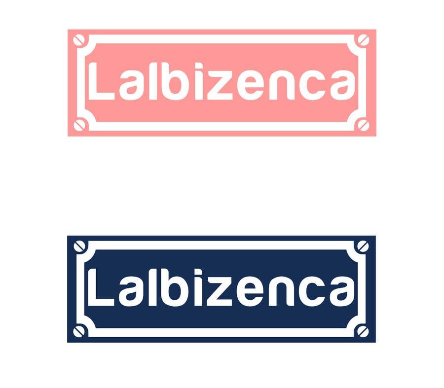 Penyertaan Peraduan #38 untuk Design a Logo for Laibizenca