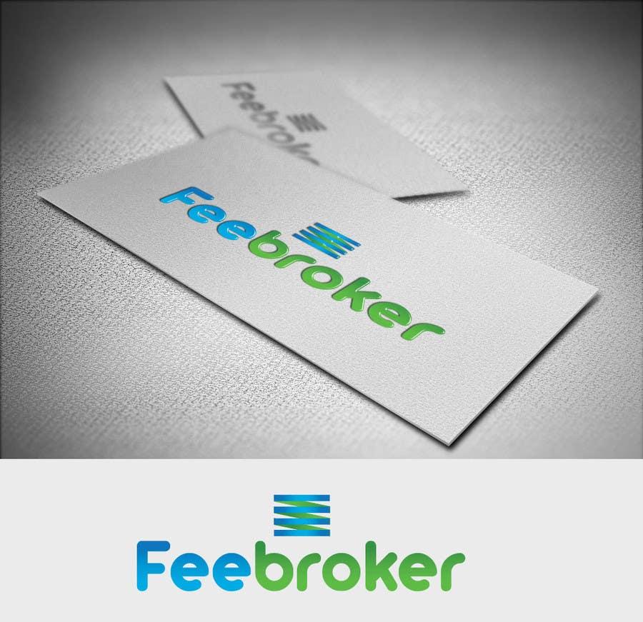Konkurrenceindlæg #52 for Logo Design for Feebroker
