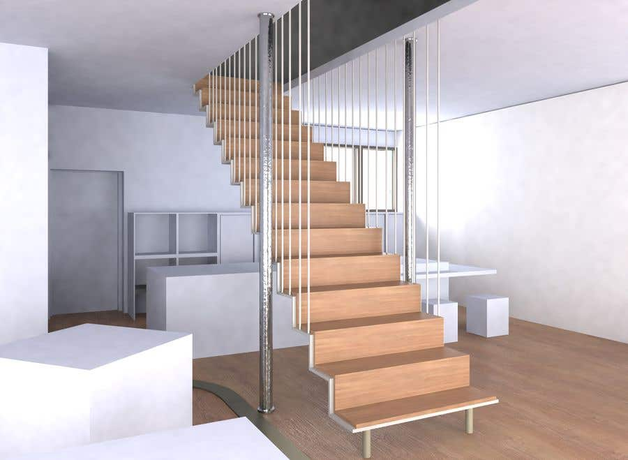 Proposition n°                                        82                                      du concours                                         Designing Staircase