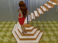 Proposition n° 37 du concours 3D Modelling pour Designing Staircase
