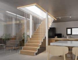 #96 para Designing Staircase por alif2113