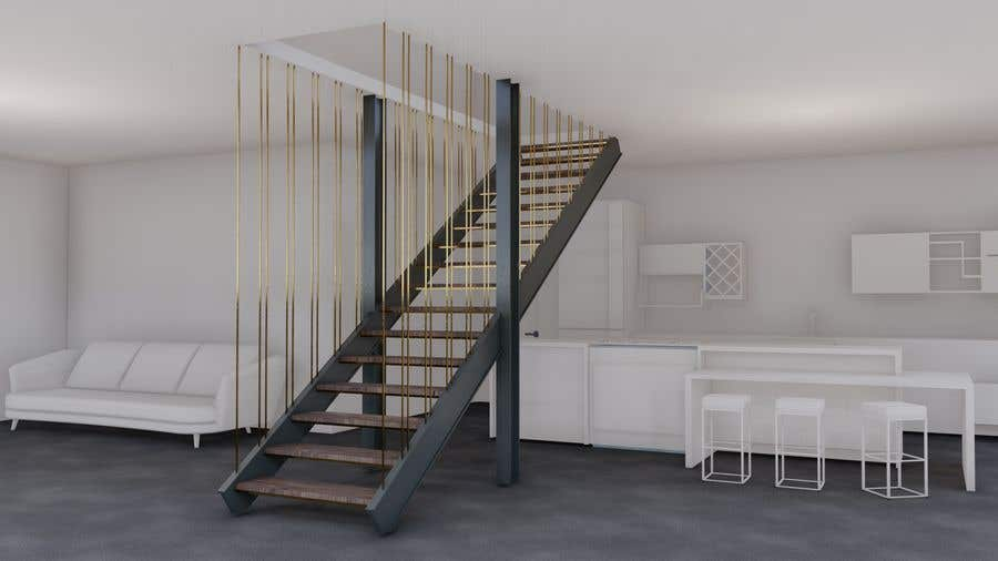 Proposition n°                                        91                                      du concours                                         Designing Staircase
